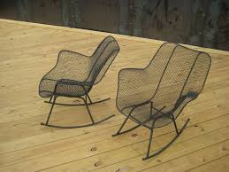 Mesh Wrought Iron Patio Furniture by Furniture Interesting Woodard Furniture For Patio Furniture Ideas