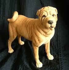 shar pei ornament leonardo shar pei dogs yourpresents co uk
