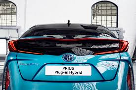 new toyota prius plug in aka prius prime now on sale in uk