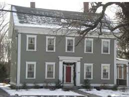 greek revival style house andover s architectural styles andover historic preservation