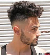 short sides and curl top hairstyles 10 generated best ideas for short curly hairstyles for men 2017