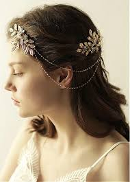 hair beading buy discount in stock charming alloy wedding hair jewelry with