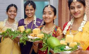 Ugadi Decorations At Home All About The Regional Ugadi Festival Utsavpedia
