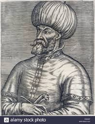 Ottoman Founder Mehmed Ii Called Fatih The Conqueror Ottoman Sultan 1444 46