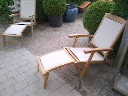 outdoor lawrence teak lounge chair mecox gardens