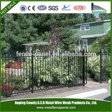 china wholesale price steel fence garden ornaments australia buy