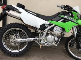 kawasaki klx 250 2015 65 reg low mileage great green lanning
