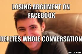 Facebook Meme Creator - facebook argument meme argument best of the funny meme