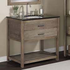 36 Inch Vanity Cabinet Fantastic Weathered Wood Bathroom Vanity And 36 Inch Bathroom