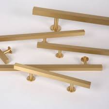Brushed Brass Kitchen Faucet by Brushed Brass Drawer Pull Lew U0027s Hardware For The Kitchen