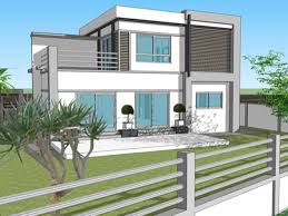 2 story modern house plans 2 story simple modern house exterior design 4 home decor