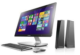 lenovo pc de bureau lenovo a540 aio desktop pc announced ubergizmo