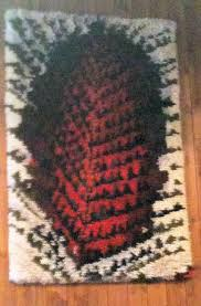 history of the rya rug all fiber arts