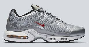 nike air silver nike air max plus silver bullet release date 903827 001 sole collector