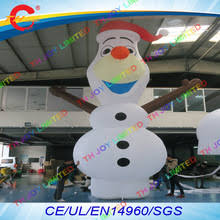 Olaf Outdoor Christmas Decorations by Online Get Cheap Inflatable Outdoor Snowman Aliexpress Com