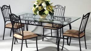 wrought iron dining room table wrought iron dining table stylish tables inside 6 bmorebiostat com