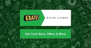 ralph lauren black friday 2017 ralph lauren coupons promo codes u0026 2 5 cash back ebates