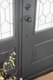 navy blue front door door design painted front door by the wood grain cottage gray