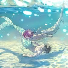 1157 free mermaids images free iwatobi swim