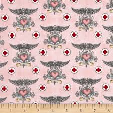 nursing design fabric nurse and medical fabric designs at