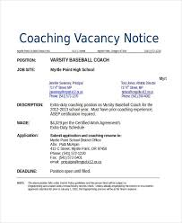 Soccer Coach Resume Sample by Career Coach Resume Sample