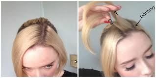 easy braids for short hair