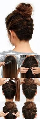 T Kische Hochsteckfrisurenen Selber Machen by 15 Ways To Braids Again Style Hair Fancy And