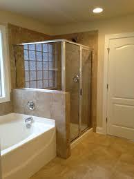 bathroom tile beige tub surround bathroom tiles combination