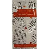 thanksgiving table cover christmas coloring and activity paper tablecover