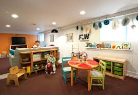 Basement Toy Room Ideas Kids Play Space Basement Family Room - Family play room