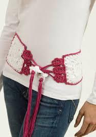 Flower Belts - crochet belts crochet kingdom 1 free crochet patterns