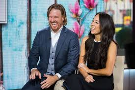 chip gaines wishes joanna a 40th birthday with an