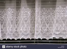 Lace Curtains Holland Lace Curtains Stock Photo Royalty Free Image 943817 Alamy