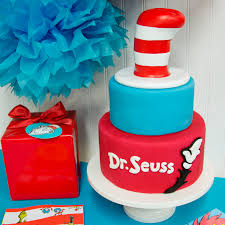 dr seuss cake ideas cat in the hat birthday cake ideas essential guide to birthday