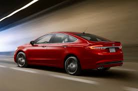fords fusion 2017 ford fusion drive review more than just a pretty