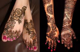 dulhan mehndi designs for back side mehndi designs