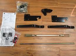 mounting kit for john deere 2305 with 54c u0026 62c mower decks
