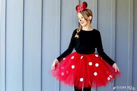 minnie mouse costume diy minnie mouse costume yep no sew sugar bee crafts