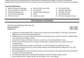 Resume Templates For Software Engineer Cover Letter For Highschool Students With No Experience Custom