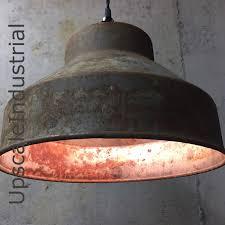 Vintage Island Lighting Custom Ceiling Pendant Light Vintage Repurposed Industrial