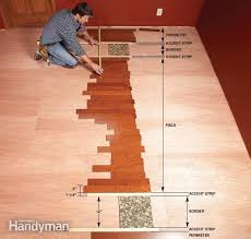 beautiful laminate flooring patterns diy hardwood floors lay a