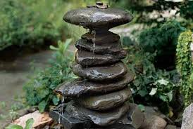 Water Rock Garden Rock Garden Fountains Ideas Outdoor Furniture Enjoy