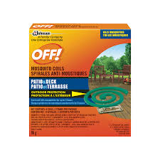 off mosquito coils sc johnson professional