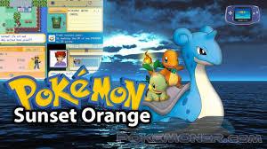 Sunset Orange by Pokemon Sunset Orange Gameplay Youtube