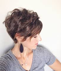 short pixie haircuts for curly hair maybe matilda asymmetrical pixie cut hairstyles i like