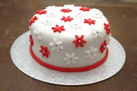 simple christmas cake ideas u2013 happy holidays
