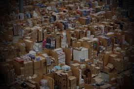 amazon warehouse black friday inside amazon u0027s giant warehouse that makes black friday palatable