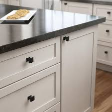 white kitchen cabinets black knobs black cabinet knobs at lowes
