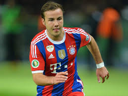 Mario Gotze Hairstyle Mario Gotze Germany Player Profile Sky Sports Football