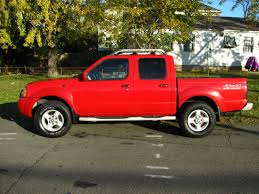 red nissan frontier lifted nissan truck price modifications pictures moibibiki
